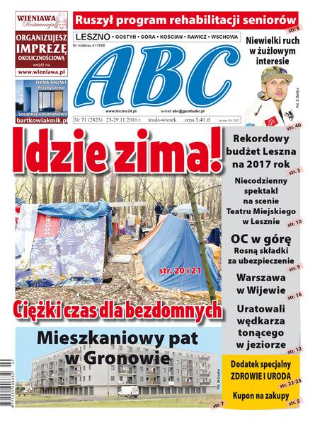 Abc - tygodnik - prenumerata kwartalna już od 3,80 zł